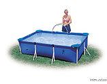 Каркасный сборный бассейн Intex Rectangular Frame Pool  260х160х65 см. , фото 2