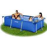 Каркасный сборный бассейн Intex 220×150×60 см, фото 3