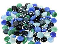 Стеклянные камушки для дизайна