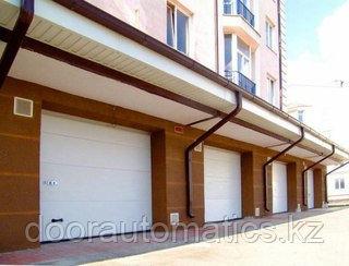 Ворота  гаражные