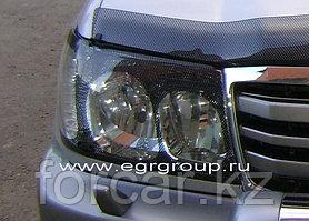 Защита фар карбон TOYOTA/LEXUS LANDCRUISER 100#  2005-