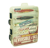 "Коробка для приманок ""MEIHO REVERSIBLE 145"", фото 1"