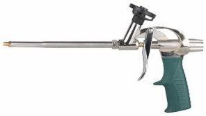 """Пистолет KRAFTOOL """"EXPERT"""" """"KRAFT-MAX"""" для монтажной пены, тефлоновое покрытие"""