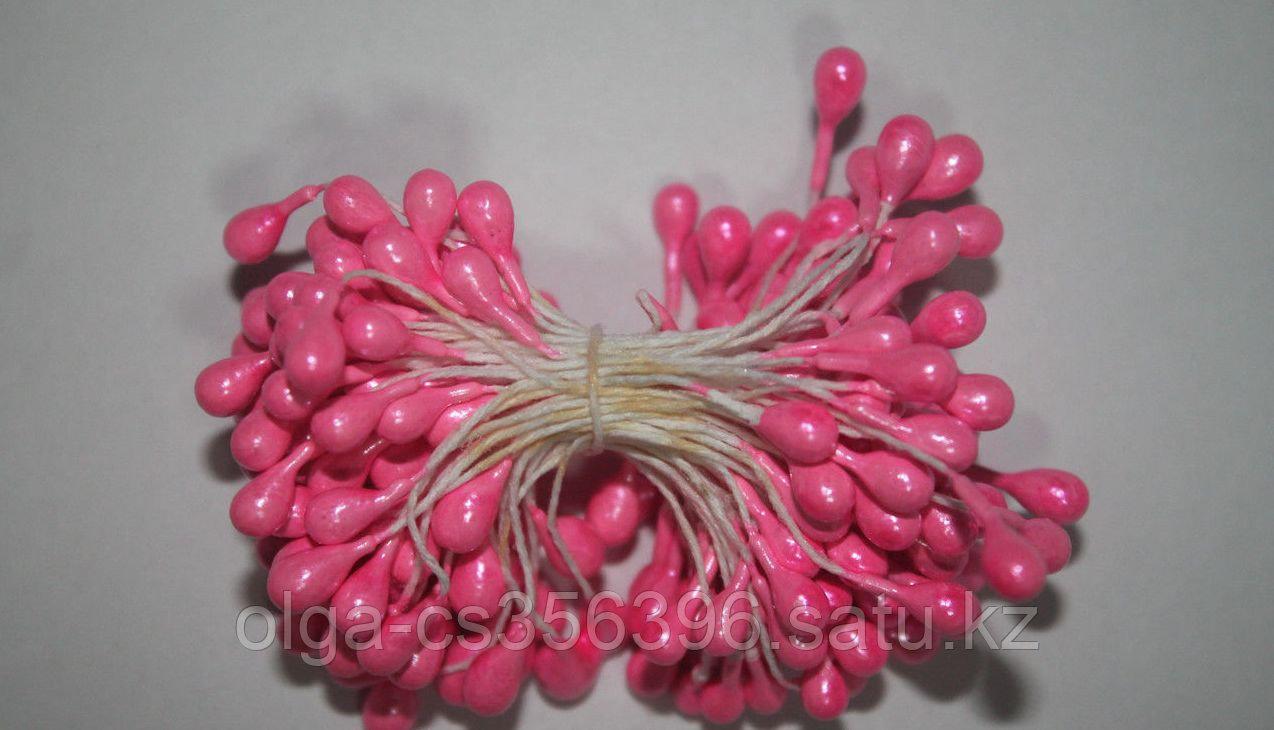 Тычинки розовые.  Creativ 875