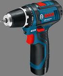 Аккумуляторная дрель-шуруповерт Bosch GSR 10.8-2-Li Professional (0601868107)