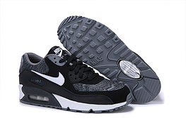 Кроссовки Nikе Air Max 90 Essential Black White Cool gray (36-44)
