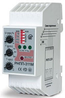 Трехфазное реле напряжения и контроля фаз РНПП-311M, фото 1