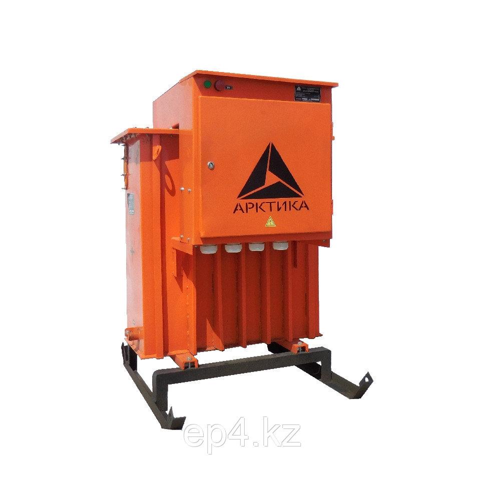 Маслянный расформатор для прогрева бетона  ТМТО 80