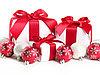 Подарки на Новый год детям из детского дома п. Кенжиколь