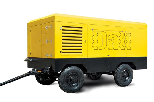 Передвижные дизельные винтовые компрессоры
