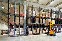 Услуги аренды складских помещений