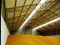 Услуги по приему и хранению зерновых культур