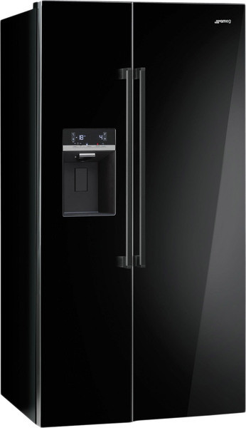 Холодильник Side-by-Side Smeg SBS63NED