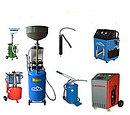 Оборудование для замены жидкостей и обслуживания смазочных систем