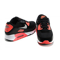 Кроссовки Nike Air Max 90 Essential Infrared Black (36-46), фото 5