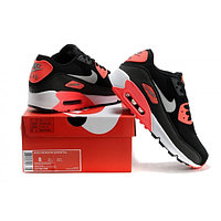 Кроссовки Nike Air Max 90 Essential Infrared Black (36-46), фото 7