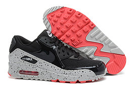 Кроссовки Nikе Air Max 90 Essential Black gray Red (36-46)