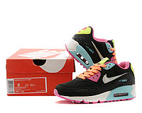 Кроссовки Nike Air Max 90 Essential Black Rainbow (36-40), фото 7