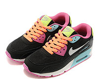 Кроссовки Nike Air Max 90 Essential Black Rainbow (36-40), фото 2