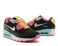 Кроссовки Nike Air Max 90 Essential Black Rainbow (36-40), фото 6
