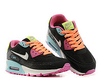 Кроссовки Nike Air Max 90 Essential Black Rainbow (36-40), фото 4