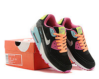Кроссовки Nike Air Max 90 Essential Black Rainbow (36-40), фото 8