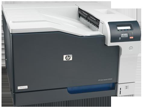 HP CE711A Принтер лазерный цветной Color LaserJet Professional CP5225n (A3)
