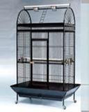 Клетка Вольер для крупных птиц А08, 123x82x178 cm, крашенная, фото 1