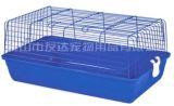 Клетка для морских свинок, кроликов, шиншилл R1F, 60х35,5х32 см, фото 1