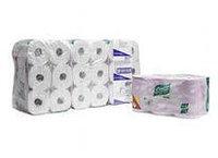 Туалетная бумага ELITЕ, mini белая 2-слойная на втулке  18,5 м.