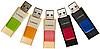 Флеш-память 8GB USB RIDATA ID50 CUBE Black-Blue