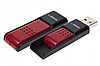 Флеш-память 8GB USB RIDATA ID50 CUBE Black-Red