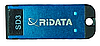 Флеш-память 8GB USB RIDATA SD3 ARMOR Blue