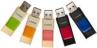 Флеш-память 16GB USB RIDATA ID50 CUBE Black-Blue, фото 1