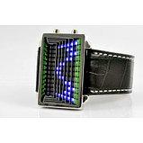 Наручные часы Эффект 3D LED Watch - Blue LED, фото 3