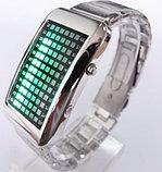 Наручные часы Zero Kelvin (зеленые светодиоды), фото 2