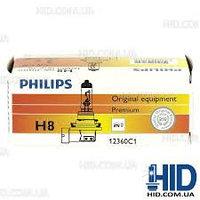 Галогенные лампы Philips H8 12360C1 35W