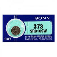 Батарея Sony 373 1.55v  SR916SW  1,55v