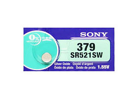 Батарейка Sony 379 SR521SW
