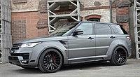 Обвес Hamann на Range Rover Sport (дубликат), фото 1