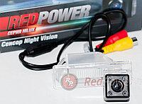 RedPower -камера заднего вида с плафоном освещения