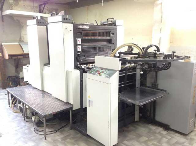 Komori Sprint S228P б/у 1994 - 2-красочная печатная техника