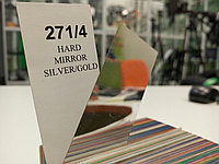 Cotech 271/4 MIRROR REFLECTOR SILVER/GOLD светофильтр для осветительных приборов, фото 1