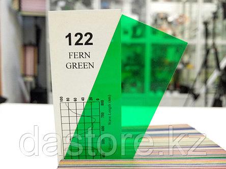 Cotech 122 FERN GREEN светофильтр для осветительных приборов, фото 2