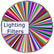 Cotech 205 HALF CT ORANGE светофильтр для осветительных приборов, фото 3