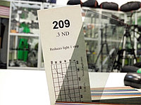Cotech 209 .3ND светофильтр для осветительных приборов, фото 1