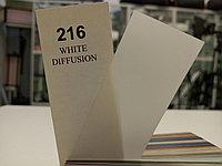 Cotech 216 WHITE DIFFUSION светофильтр для осветительных приборов, фото 1