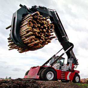 лесопогрузочные машины