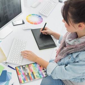 графический дизайн, дизайн рекламы