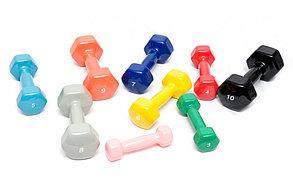 Гантели для фитнеса 1кг+1кг, фото 2